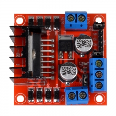 Kuman L298N Motor Drive Controller Board DC Dual H-Bridge Stepper Motor Control & Drives Module for Arduino Smart Car Power UNO MEGA R3 Mega2560 K48