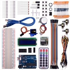 Kuman 2016 New Basic Starter Kit for Arduino Arduino UNO R3 Mega2560 Nano robot kits with R3 board K65