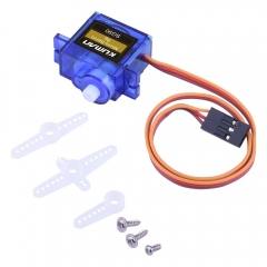 Kuman SG90 9G Size Plastic Gear Micro Servo For Plane Helicopter Boat Car Robot KY66